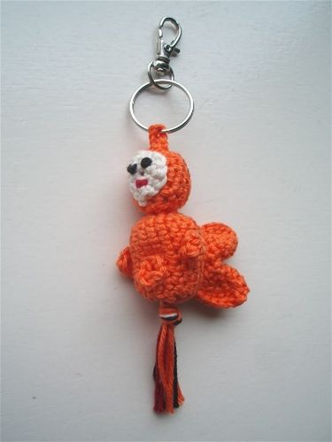 PATR0149 - lucky doll - goldfish