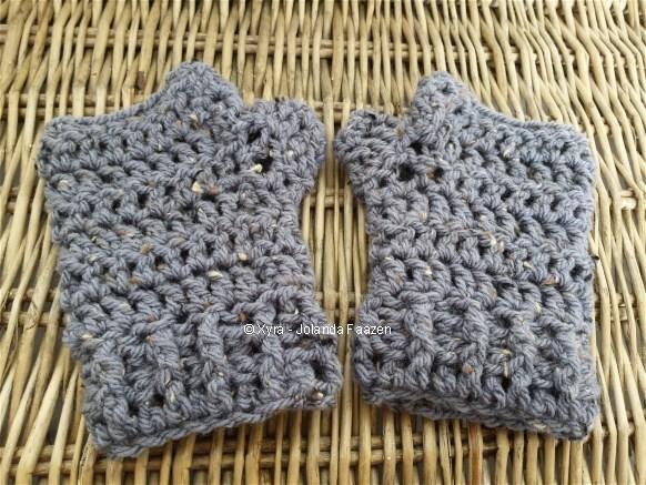 Patr0968 Haakpatroon Vingerloze Handschoenen Xyra Creaties
