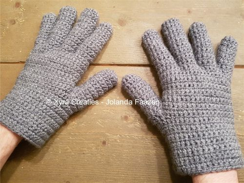 PATR1101 – Gloves – man/woman
