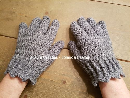 PATR1102 – Gloves – woman